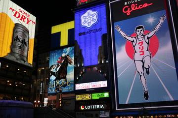 "Osaka ""Minami"" Town Night Walk Tour"