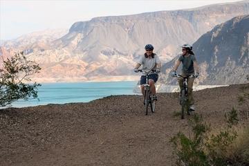 Mountainbike-Tour am Hoover-Staudamm