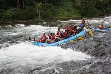 Watauga River Rafting Elizabethton TN