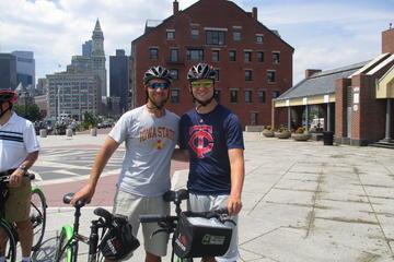 Tour de Boston Bike Tour