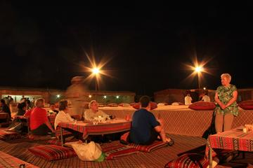 Over Night desert safari staying in Camp