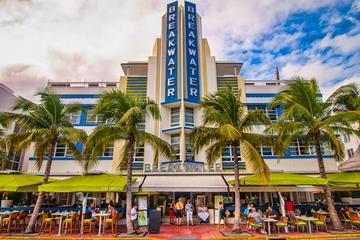 Miami South Beach Art Deco Walking...