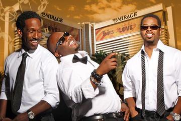 Boyz II Men en el Mirage Hotel and...