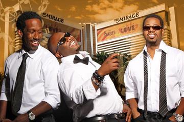 Boyz II Men im Mirage Hotel und Casino
