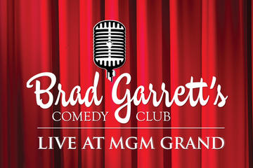 Brad Garrett's Comedy Club at MGM...