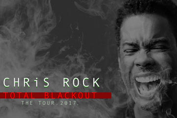Chris Rock at the Park Theater