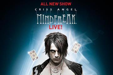 Criss Angel MINDFREAK® LIVE by Cirque du Soleil® at Luxor Las Vegas