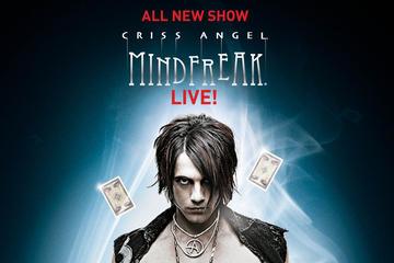 Criss Angel MINDFREAK® LIVE par le Cirque du Soleil® au Luxor Las...