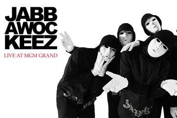 Jabbawockeez at the MGM…