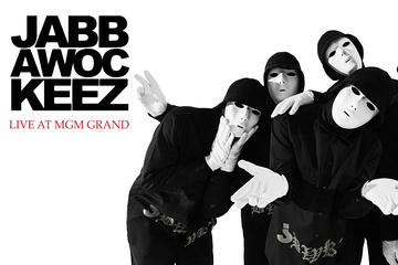 Jabbawockeez en MGM Grand Hotel and Casino