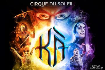 KÀ™ par le Cirque du soleil ® au MGM...