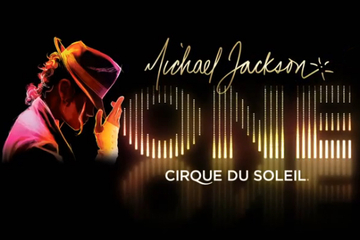 Michael Jackson ONE door Cirque du Soleil® in het Mandalay Bay Resort ...