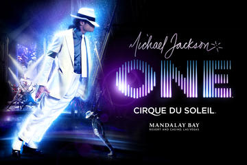 Michael Jackson ONE par le Cirque du soleil® au Mandalay Bay Resort...