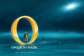 """""""O™"""" av Cirque du Soleil® på Bellagio Hotel and Casino"""