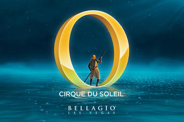 O™ door Cirque du Soleil® in het Bellagio hotel en casino