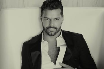 Ricky Martin at the Park Theater at the Monte Carlo Resort and Casino