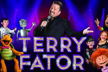 Terry Fator en el Mirage Hotel and...
