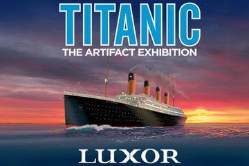 Titanic: The Artifact Exhibition in het Luxor Hotel en Casino