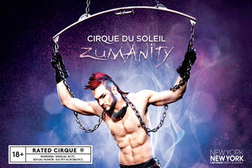 Zumanity™ av Cirque du Soleil® i New York New York Hotel and Casino