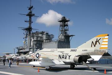 サンディエゴ海岸のエクスカーション: 優先入場: 海軍航空博物館