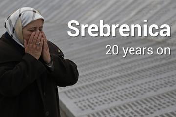 Srebrenica - The Valley of Death