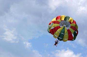 Expérience en parachute ascensionnel à Maui