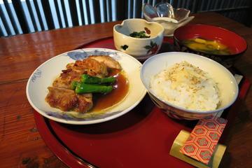 Clase de cocina en Kioto