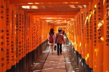 Fushimi Inari et visite d'une brasserie de saké