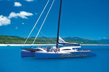 Aventura de navegación a vela en las islas Whitsunday y Whitehaven...