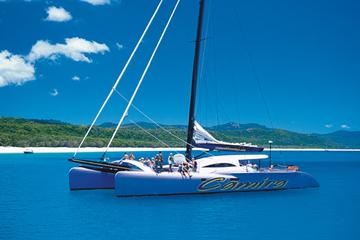 Aventure en voilier dans les îles Whitsunday et sur Whitehaven Beach