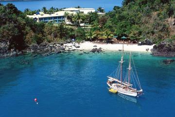 Whitsunday Islands, Ganztägige Bootstour: Whitehaven Beach und...