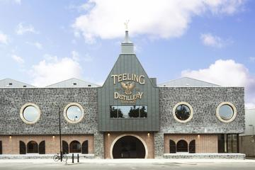 Teeling Whiskey Distillery Tour and Tasting in Dublin