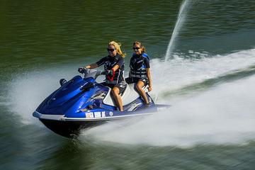 Experiência de jet ski no Lake Mead...