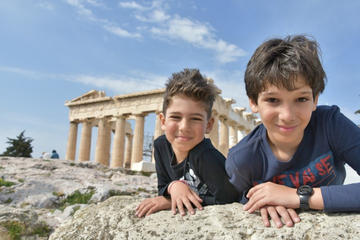 Athens City Highlights, Acropolis and Parthenon Private Tour