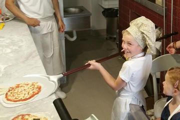 Italian Pizza Cooking Class for Kids...