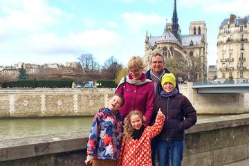 Kids and Families Notre Dame of Paris including Towers and Ile de la Cité Tour