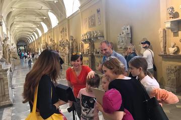 Skip the Line: Family Vatican Tour...