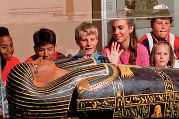Turin Egyptian Museum Private Tour for Kids and Families