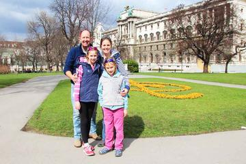 Vienna Highlights Private Tour for Kids and Families including Mozart House