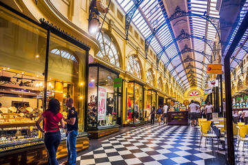 Melbourne Shore Excursion: Melbourne Shopping Tour