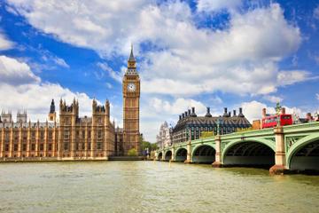 Panoramatour durch London mit deutschsprachigem Reiseführer