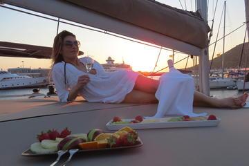 Catamaran Sunset Cruise in Mykonos