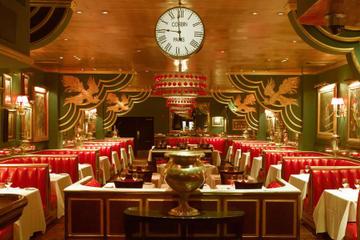 New York: restaurant The Russian Tea Room