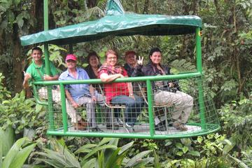 Aerial Tram Tour of Braulio Carrillo National Park