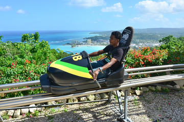 Excursion bobsleigh en Jamaïque