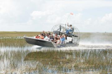Book Florida Everglades Airboat Adventure and Wildlife Encounter Ticket on Viator