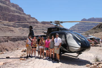 Tour in elicottero del Grand Canyon da Las Vegas