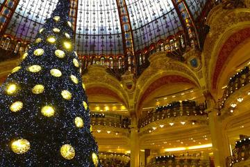 Christmas Illuminations Paris Small Group WalkingTour