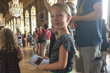 Skip-the-Line Versailles Palace Family 5-hour Discovery from Paris