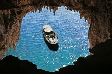 Capri boat tour - Winter Experience